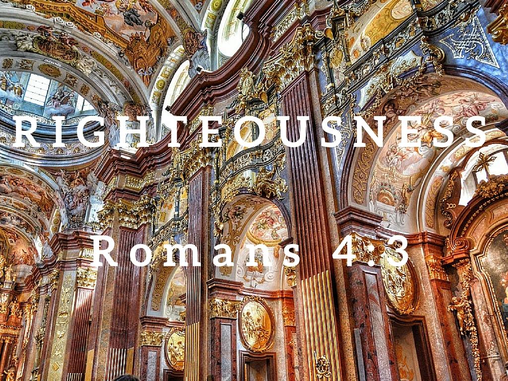 Romans 4:3